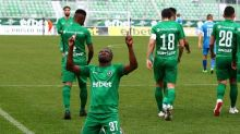 Bernard Tekpetey's early goal inspires Ludogorets to defeat CSKA Sofia 1-0