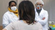 Druck auf Macron wächst: Über 10.000 Coronavirus-Tote in Frankreich