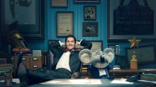 See the Whole Set of 'Sing' Character Posters, Including Matthew McConaughy as a Koala Bear