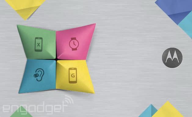 Motorola presentará el Moto 360 junto a dos nuevos teléfonos el 4 de septiembre