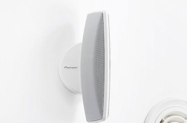 Pioneer debuts new Sound Wing HVT speakers, novel tech touted within