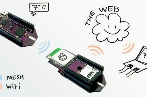 Insert Coin: Arduino-compatible Pinoccio microcontroller sports battery, WiFi