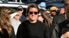 Tom Cruise promete un 'Top Gun 2' con menos efectos especiales