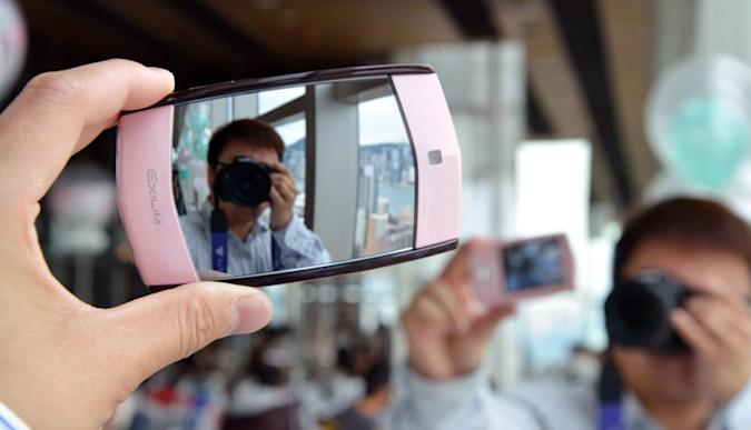Casio's 'Kawaii Selfie by Mirror Cam' is exactly what it says it is