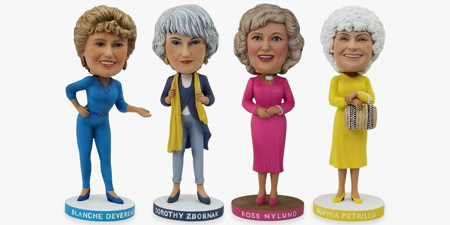 You Can Now Get 'The Golden Girls' Bobbleheads That Look Incredibly  Realistic