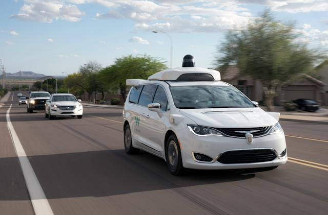A new NHTSA tool will show you where self-driving cars are in testing