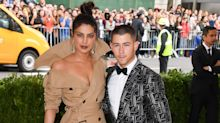 Nick Jonas Is Completely Smitten by Priyanka Chopra, and He Wants the World to Know It