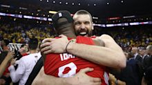 In an era of small ball, playing big might be Raptors' secret weapon
