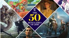 The 50 best games of 2018 | Our guide to the top titles of the year