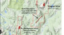 Boreal Commences Exploration Programs at Tynset VMS Project in Norway