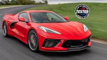 How Can This Be? The Mid-Engine Corvette's Forward Visibility is Actually Worse Than the Front-Engine C7's
