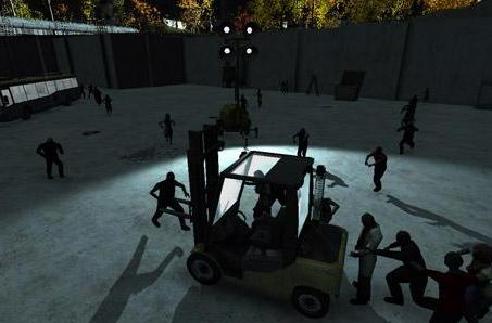 Warehouse and Logistics Simulator updated with zombie DLC