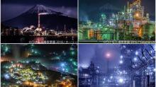 日本工廠超靚相 近未來感覺寫真展