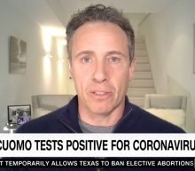 'You Don't Want This': Chris Cuomo Goes Live on CNN With Coronavirus