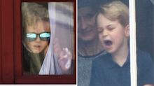 Prince Jacques of Monaco Just Copied Prince George's Scene-Stealing Window Moment