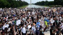 Mort de George Floyd : une journée de manifestations pacifiques aux Etats-Unis