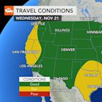 Here's your 2018 Thanksgiving travel forecast