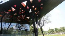 屏東30年老建築 變身森林圖書館