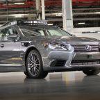 Toyota halts autonomous car tests on public roads following Uber crash