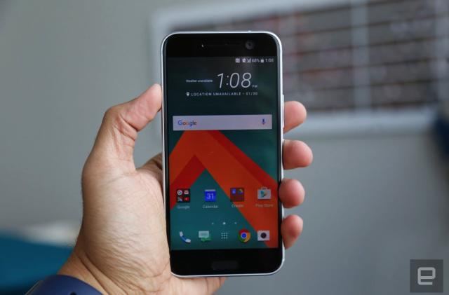 The HTC 10 feels like the company's best smartphone in years
