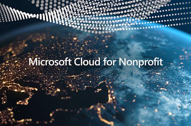 Microsoft hopes its cloud expertise can modernize nonprofits
