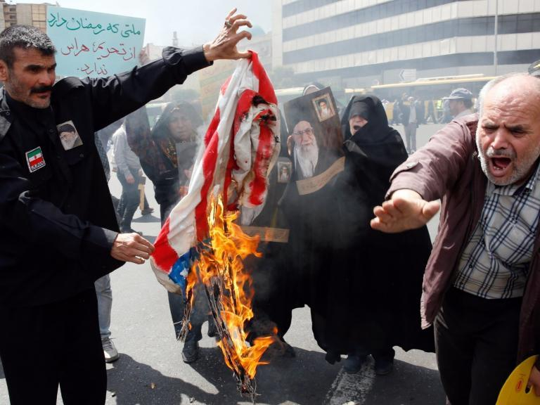 Iran and the US have been at war for 40 years - so what is different this time?