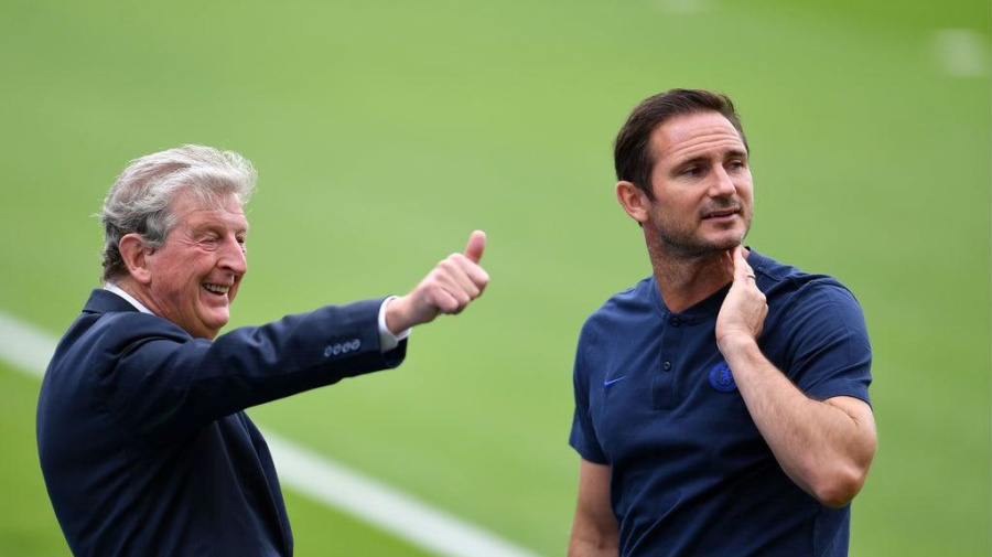 Frank Lampard interested in Crystal Palace job if Roy Hodgson leaves club