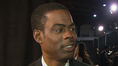 Chris Rock: 'You Can't Compete With Tracy Morgan'