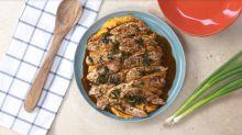 Best Bites: Maple glazed chicken with sweet potatoes