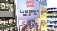 Tesco takes on Aldi and Lidl as first Jack's store opens