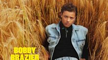 Jade Goody's Son Bobby Brazier Unveils His First Ever Magazine Photo-Shoot