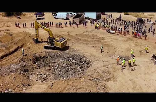 Trailer for Xbox's Atari E.T. documentary phones home