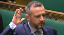 SNP MP criticised for crossing fingers during oath of allegiance to the Queen