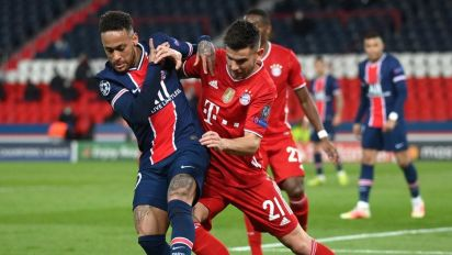 PSG progress to semis after Bayern thriller