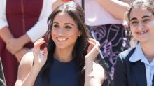 Meghan Markle just broke royal protocol with her latest outfit