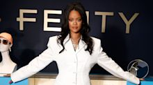 Rihanna praised by fans for not airbrushing models in Fenty campaign