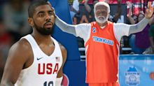 Watch out, there's a new NBA star set to take Hollywood and his name is Kyrie Irving (exclusive)