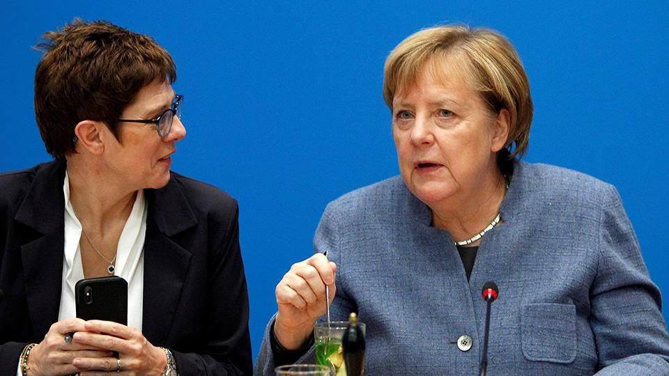Nachfolge Merkel
