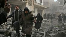 US 'deeply concerned' about attacks on Syria rebel enclave