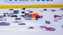 Growlers set home winning streak record while helping out those in need