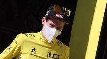 "Roglic: ""No creo que me pese el maillot amarillo"""