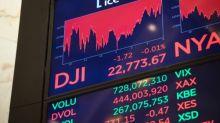 Wall Street en cierre récord tras avance de reforma fiscal de EEUU