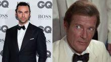 Sir Roger Moore backs Aidan Turner for next James Bond
