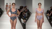 Trendig und bequem: High-Waist-Bikinis