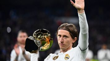 Ballon d'Or winner calls out Ronaldo, Messi