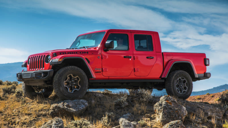 2021 jeep gladiator adds ecodiesel option