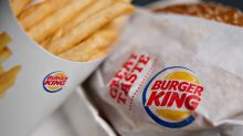 Burger King's Owner Tumbles as Chain Loses Ground to McDonald's