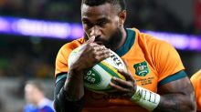 Wallabies trio axed for All Blacks Test for breaching alcohol rule