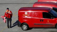 Royal Mail says full-year revenue grows but cautious on letter volumes
