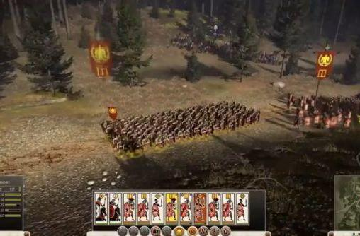 Try not to lose the Battle of Teutoberg Forest again in Total War: Rome 2